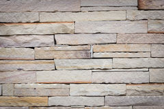 Sandstone bricks Stock Photos