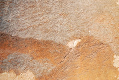 Sandstone Royalty Free Stock Photography