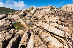 Sandstone at Canal Rocks, Royalty Free Stock Photography