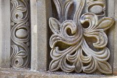 Sandstone Carving Stock Photography