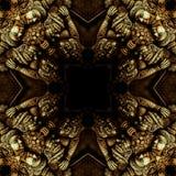 Sandstone cinzelado Imagens de Stock