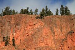 Sandstone Cliff stock photos