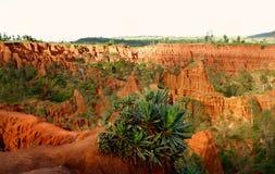 Sandstone cliffs Gesergio Stock Photos