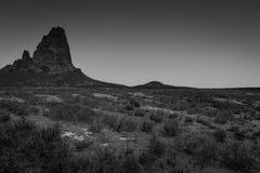 Sandstone desert lanscape Royalty Free Stock Photo