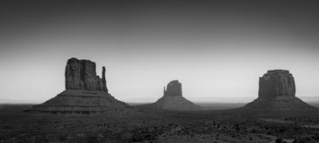 Sandstone desert lanscape Royalty Free Stock Photography