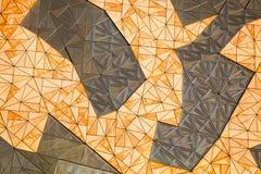 Sandstone e parede de vidro imagens de stock royalty free