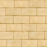 Sandstone exterior wall building facade Royalty Free Stock Photography