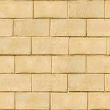 Sandstone exterior wall building facade Royalty Free Stock Photography