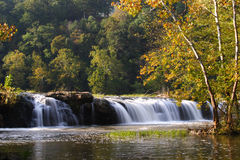 Sandstone Falls Stock Photos