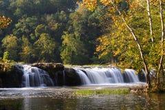Sandstone Falls. In West Virginia Stock Photos