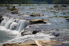 Sandstone Falls Royalty Free Stock Photography