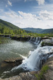 Sandstone Falls Stock Images