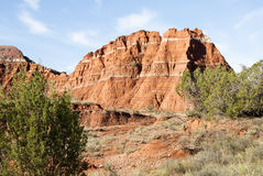 Sandstone formation Royalty Free Stock Image