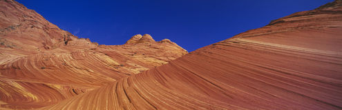 Sandstone Formation Stock Image