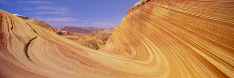 Sandstone Formation Royalty Free Stock Photography