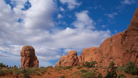 Sandstone Formation Royalty Free Stock Photo
