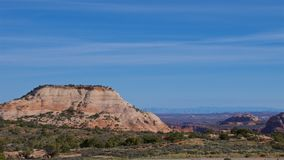 Sandstone Formation Royalty Free Stock Images