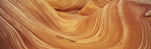 Sandstone Formation in Kenab, Utah Stock Image