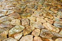 Sandstone ground Royalty Free Stock Photo