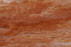 Sandstone layers Royalty Free Stock Photo