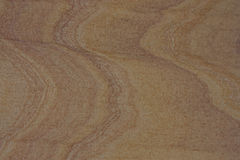 Sandstone marbled orange. To apply at background Stock Photography