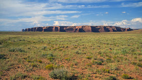 Sandstone Mesa Royalty Free Stock Photo