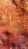 Sandstone Mountain Abstract Octopus Capitol Reef National Park Royalty Free Stock Photography