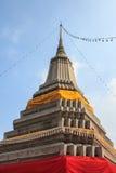 Sandstone pagoda Stock Photo
