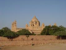 Sandstone Palace. India - Radjasthan - Jodhpur Stock Photo