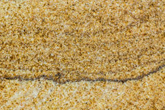 Sandstone Pattern. Royalty Free Stock Photography