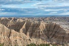 Sandstone ridge line Royalty Free Stock Photography