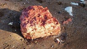 Sandstone rock Stock Images