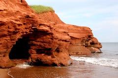 Sandstone Rock Formation Stock Photo