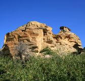 Sandstone Rock Formations Stock Photography