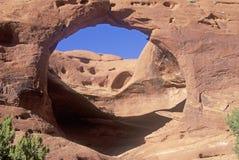 Sandstone Rock, Monument Valley Tribal Park, Arizona Stock Images