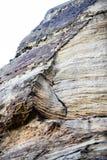 Sandstone rocks in the Bohemian Switzerland, Chech. stock image