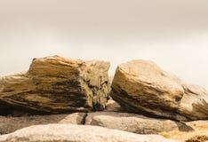 Sandstone Rocks Stock Photos