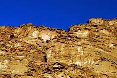 Sandstone rocks in Wadi Rum desert, Jordan Royalty Free Stock Photos
