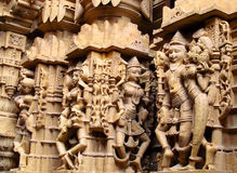 Free Sandstone Sculptures Of People In India Royalty Free Stock Image - 50913626