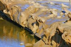 Sandstone Sculptures Stock Photos