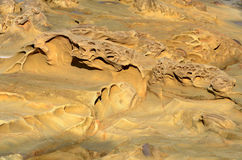 Sandstone Sculptures Royalty Free Stock Images