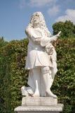 Sandstone statue of Ernst August, Herrenhausen Gardens, Hannover Royalty Free Stock Photos