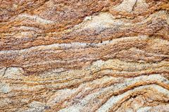 Sandstone surface Stock Photography