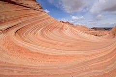 Sandstone Swirls Royalty Free Stock Photo