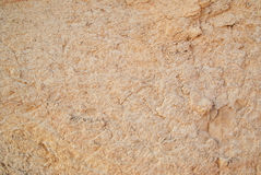 The sandstone texture Royalty Free Stock Photography