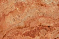 Sandstone Texture. Macro of sandstone texture for use as a background.  Zion National Park, Utah Stock Image