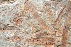 Sandstone texture Stock Photography