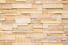 Sandstone texture Stock Images