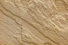 Sandstone texture background, nature pattern. Stone royalty free stock image