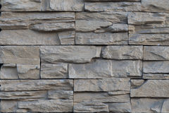 Sandstone tile background. Wall decoration with natural sandstone Stock Photo